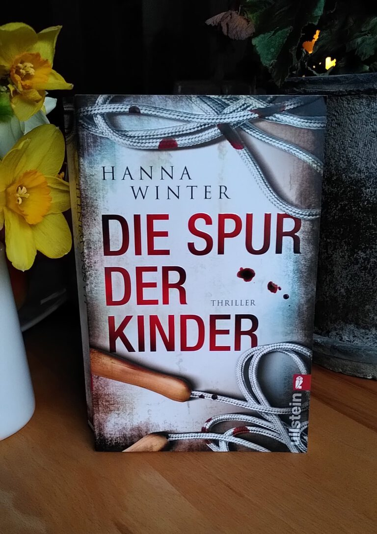 Hanna Winter - Die Spur der Kinder