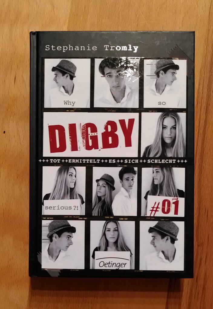 Stephanie Tromly - Digby#01