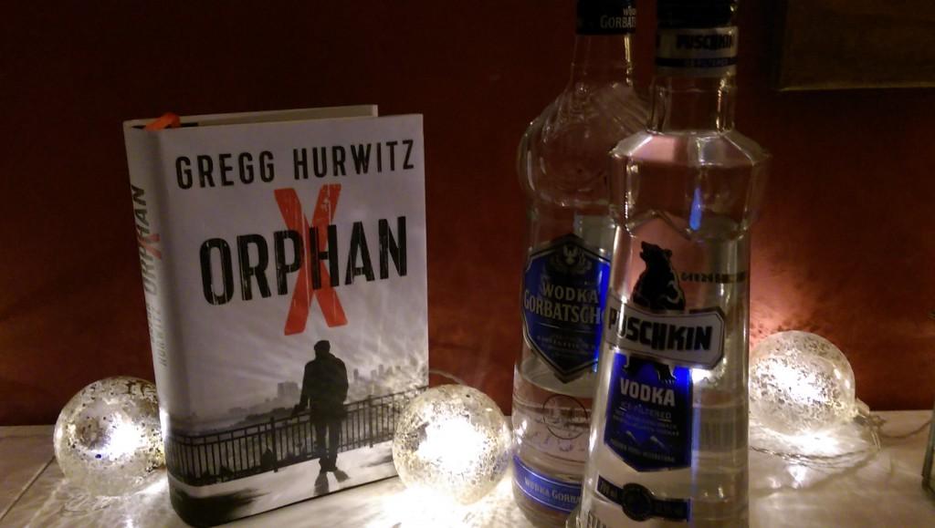 Gregg Hurwitz – Orphan X