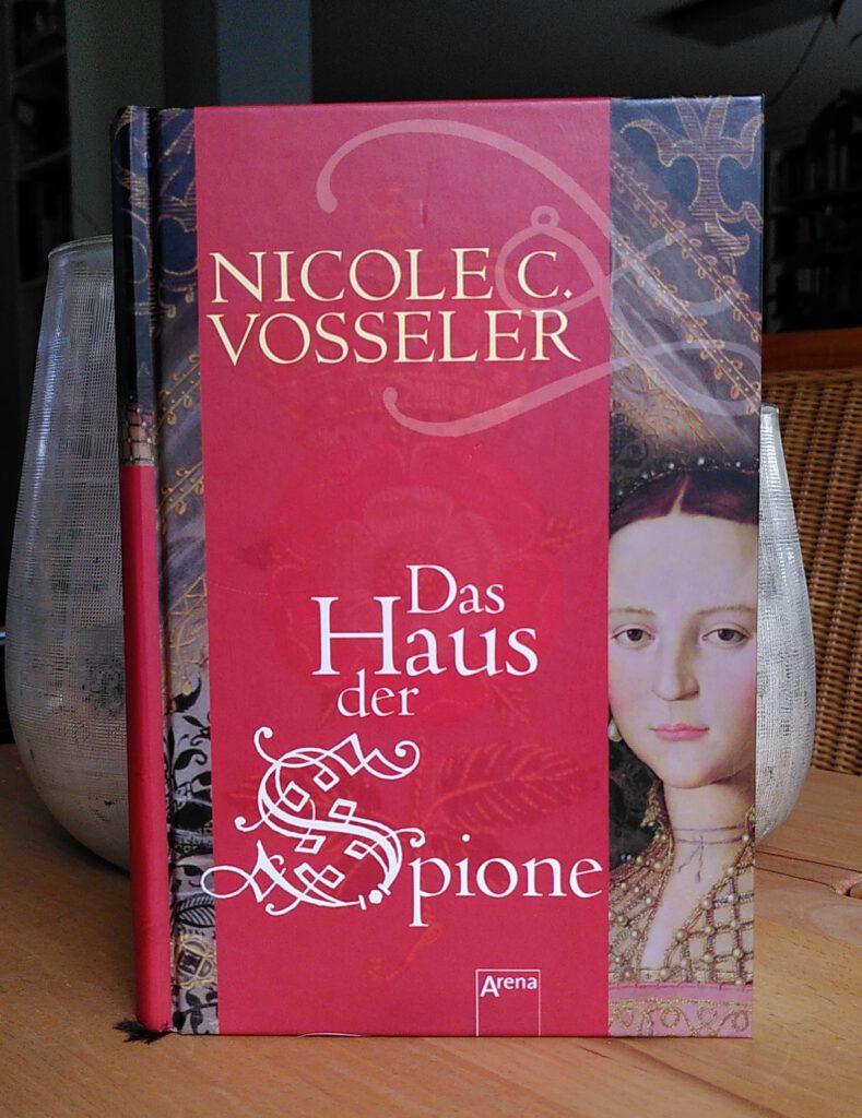 Nicole C. Vosseler - Das Haus der Spione - Nicholas Christchurch