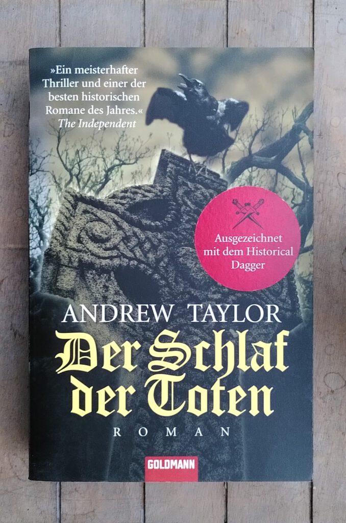 Andrew Taylor - Der Schlaf der Toten