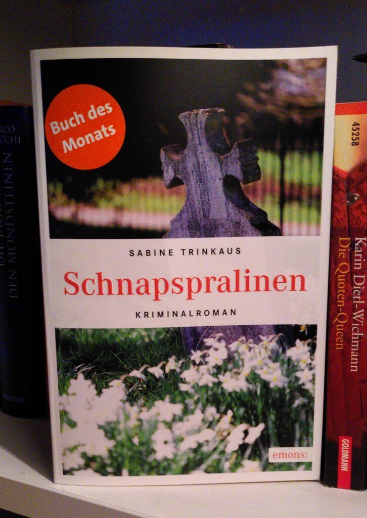 Sabine Trinkhaus - Schnapspralinen - Kessenich