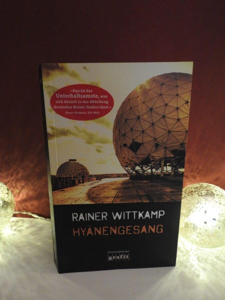 Rainer Wittkamp - Hyänengesang - Nettelbeck