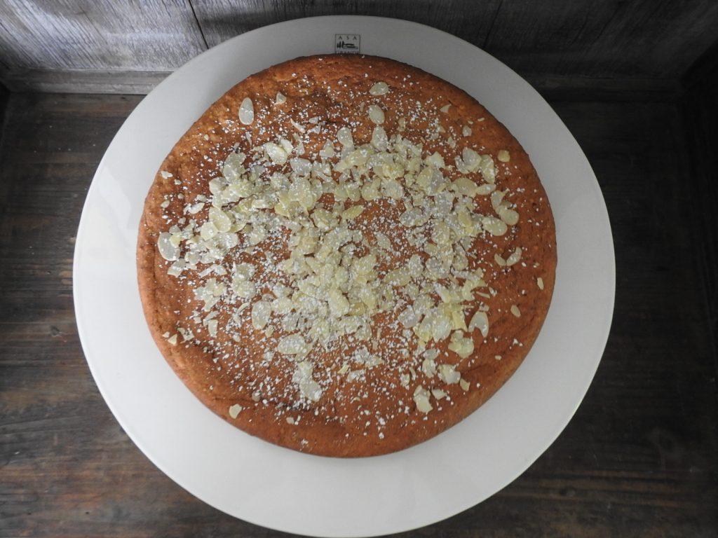 Italienischer Ricotta Kuchen Tinaliestvor