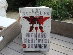 Lisa Scottoline - Niemand sieht mich kommen