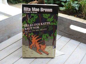 Rita Mae Brown – Die kluge Katze baut vor
