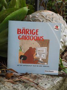 Bärige Cartoons - Holzbaum Verlag