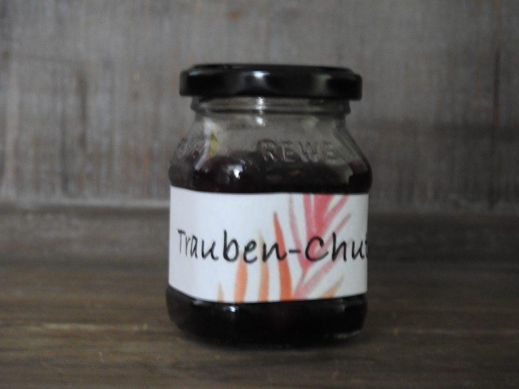 Dornfelder Trauben-Chutney