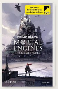 Philip Reeve - Mortal Engines