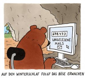 Oliver Ottisch - Winterschlaf