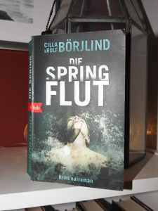 Cilla & Rolf Börjlind - Die Springflut