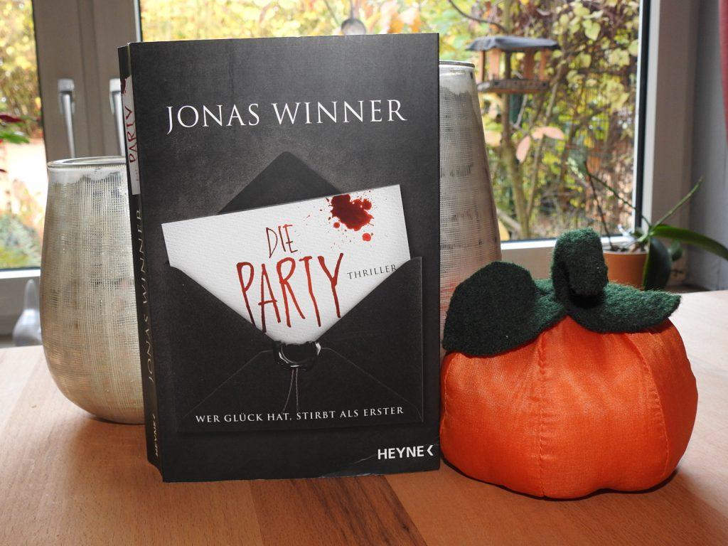 Jonas Winner - Die Party