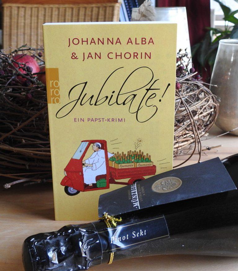 Johanna Alba & Joan Chroin - Jubilate