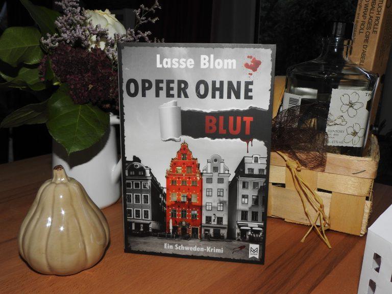 Lasse Blom – Opfer ohne Blut