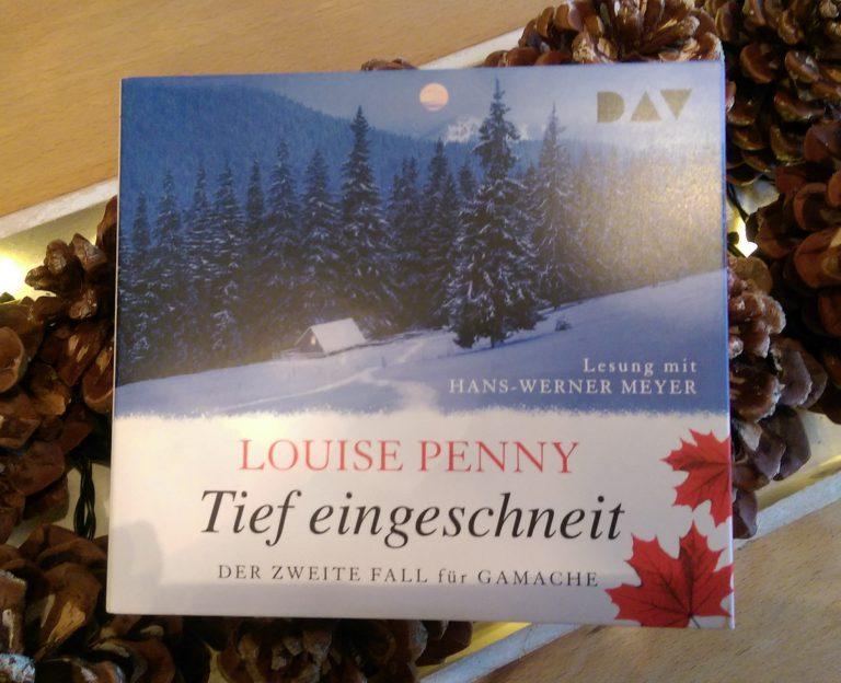 Louise Penny – Tief eingeschneit