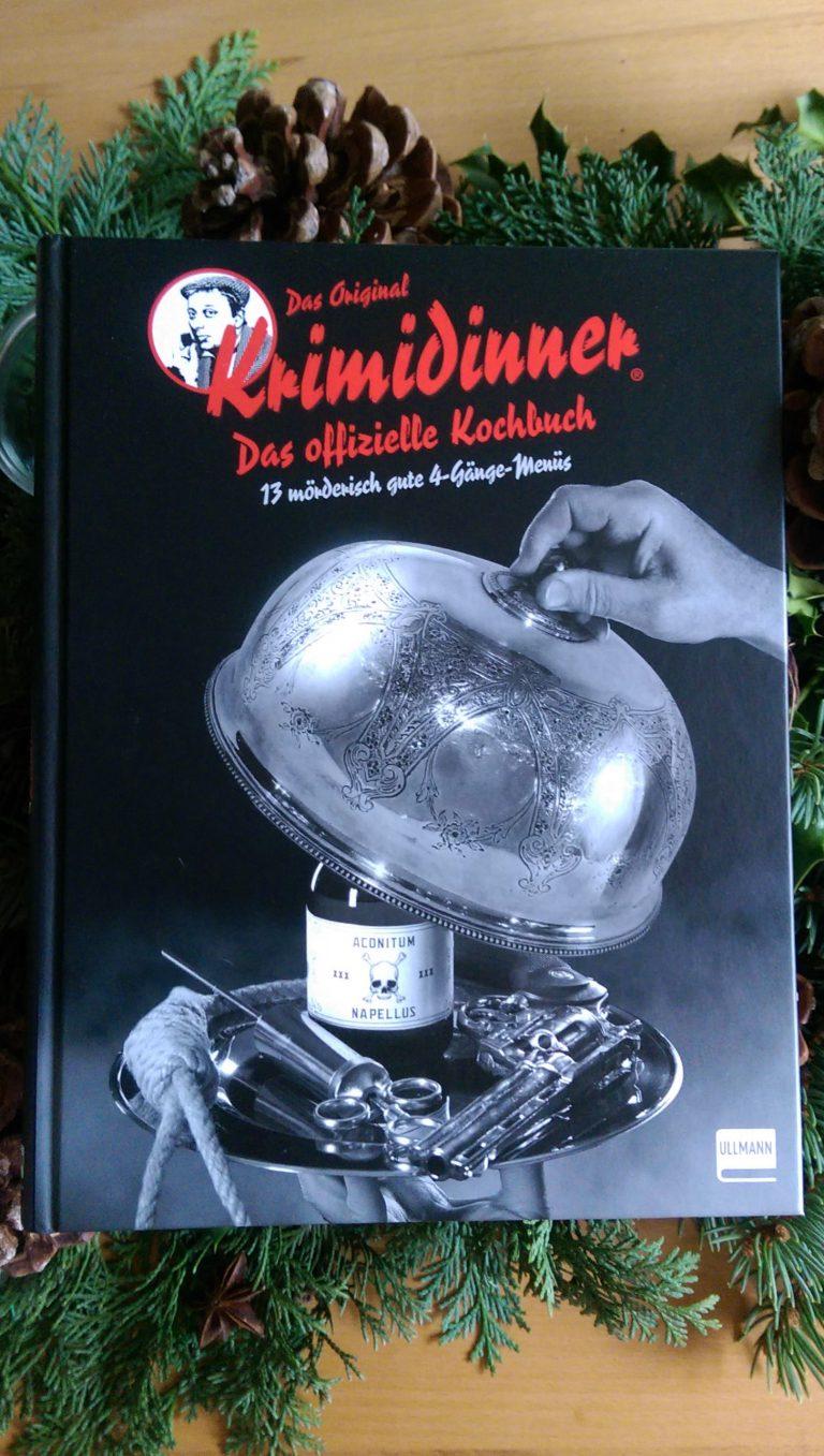 Tom Grimm - Das Original Krimidinner® – Das offizielle Kochbuch
