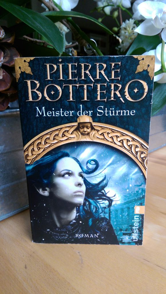 Pierre Bottero – Meister der Stürme