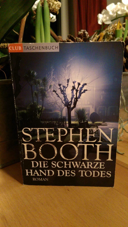 Stephen Booth – Die schwarze Hand des Todes