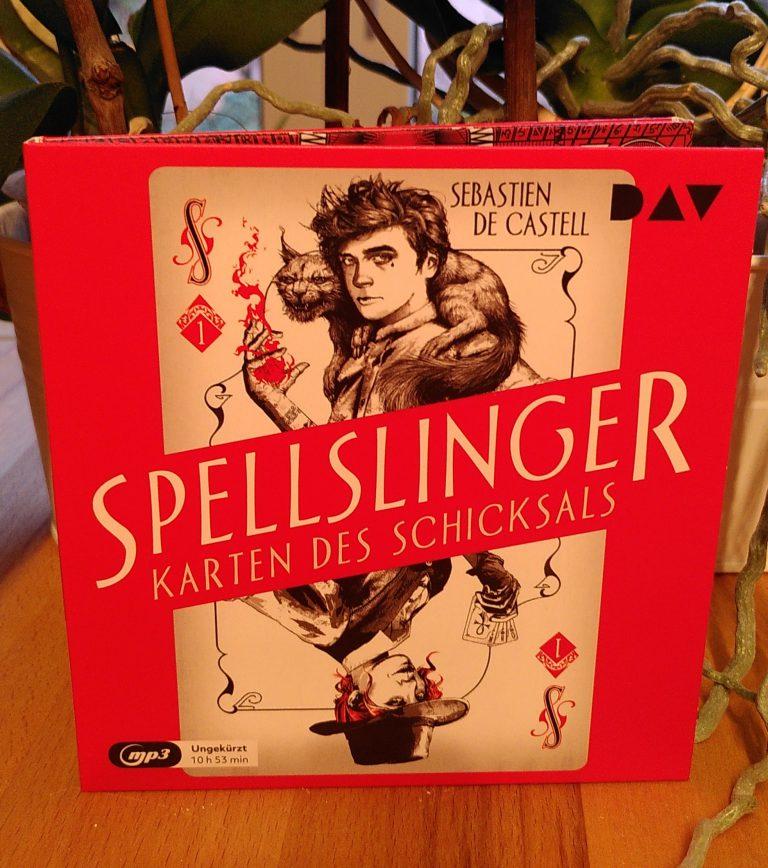 Sebastien de Castell - Spellslinger