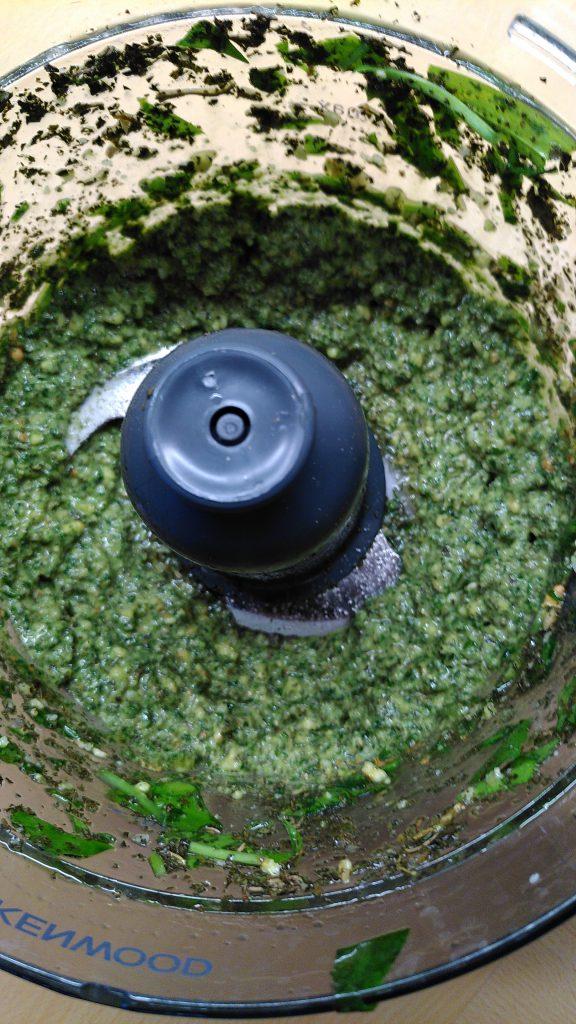 Bärlauch Pesto mit Walnüssen (4)