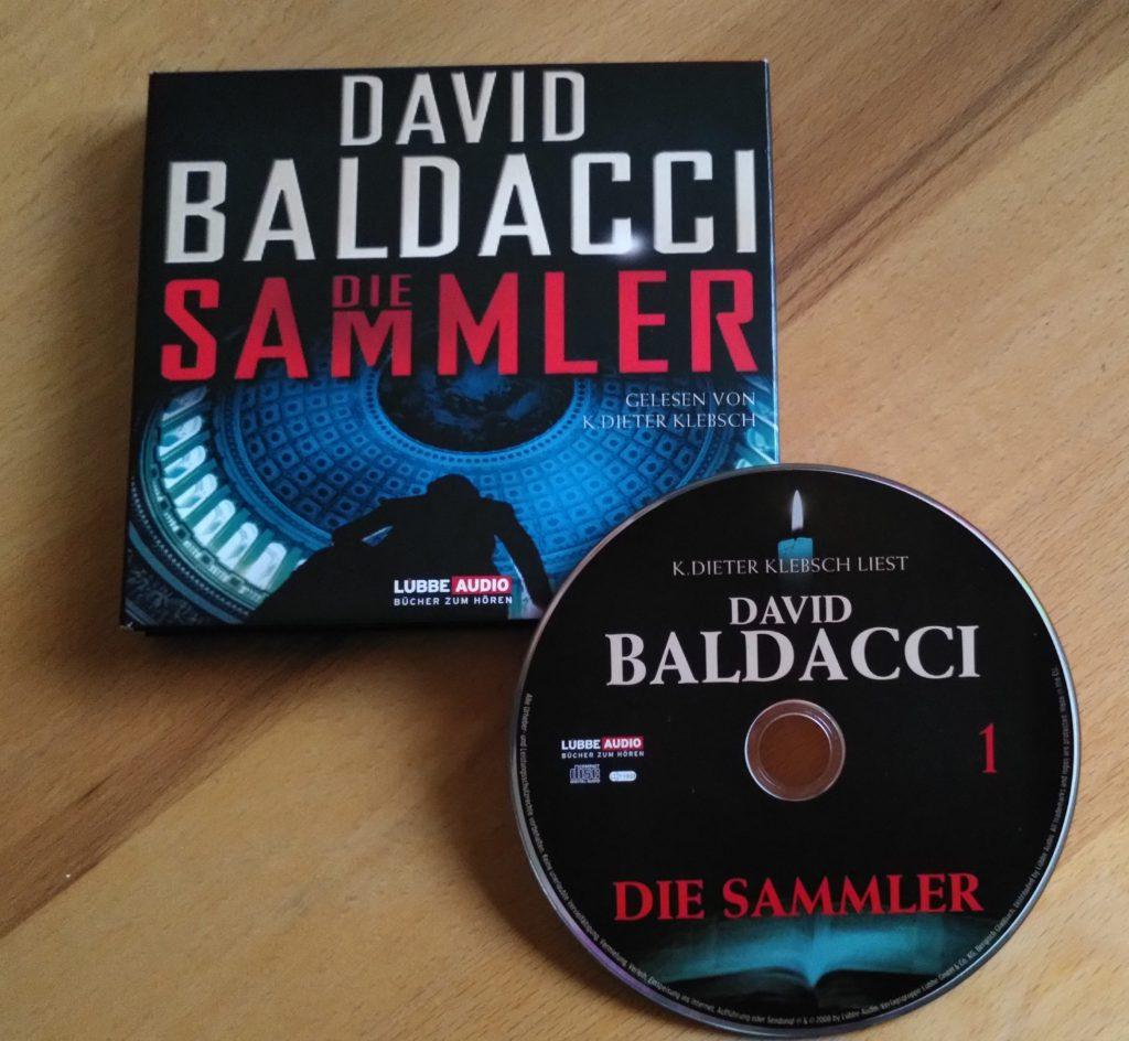David Baldacci - Die Sammler - Hörbuch