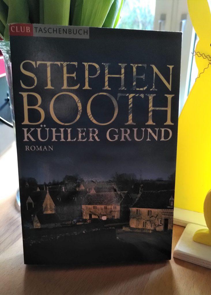 Stephen Booth - Kühler Grund