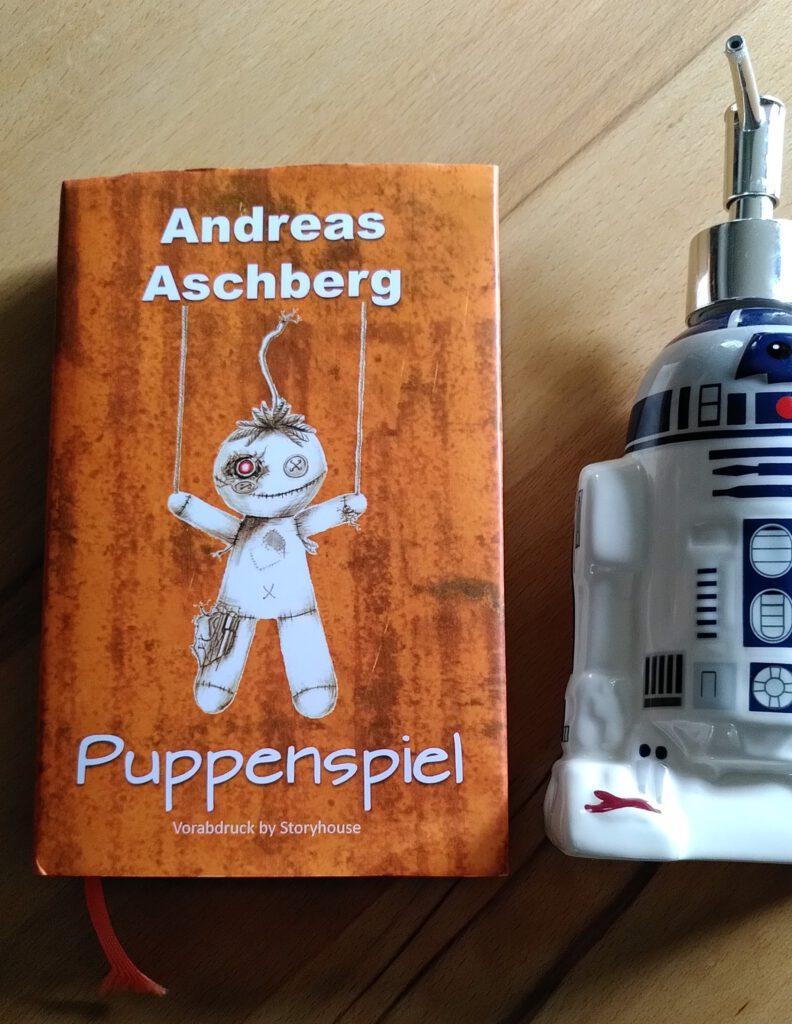 Andreas Aschberg - Puppenspieler - 2040