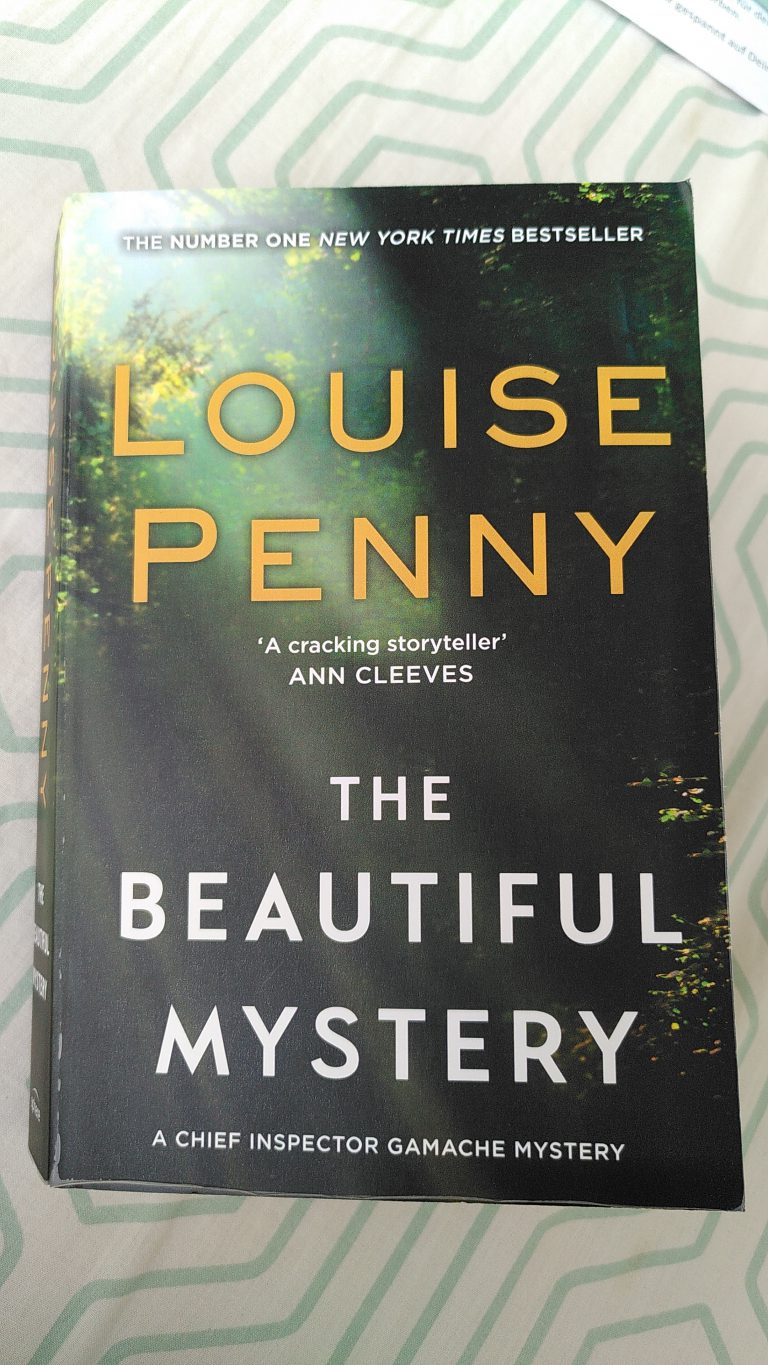 Louise Penny - The Beautiful Mystery