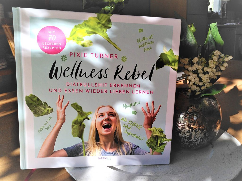 Pixie Turner - Wellness Rebel