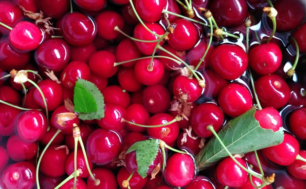 Cherries, Cherries, Cherries....