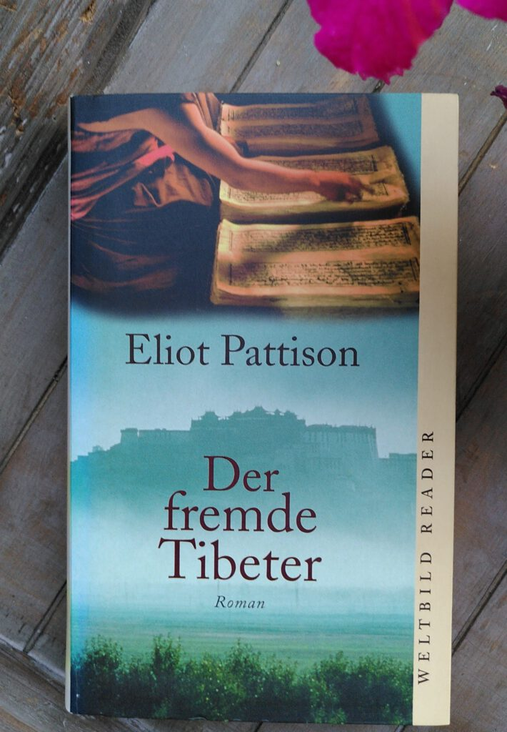 Eliot Pattison - Der fremde Tibeter - Chans erster Fall