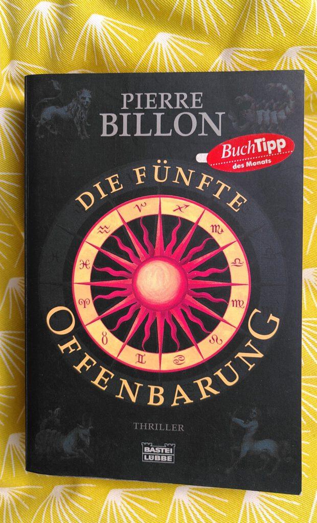 Pierre Billon - Die fünfte Offenbarung