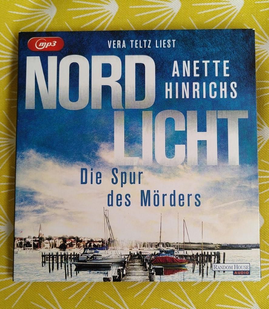 Anette Hinrichs - Nordlicht - Die Spur des Mörders - Vibeke ermittelt wieder