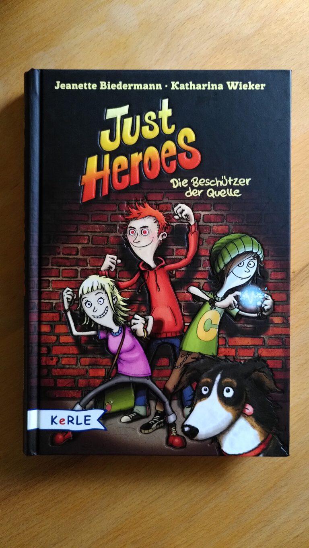 Jeanette Biedermann - Just Heroes - Die Beschützer der Quelle