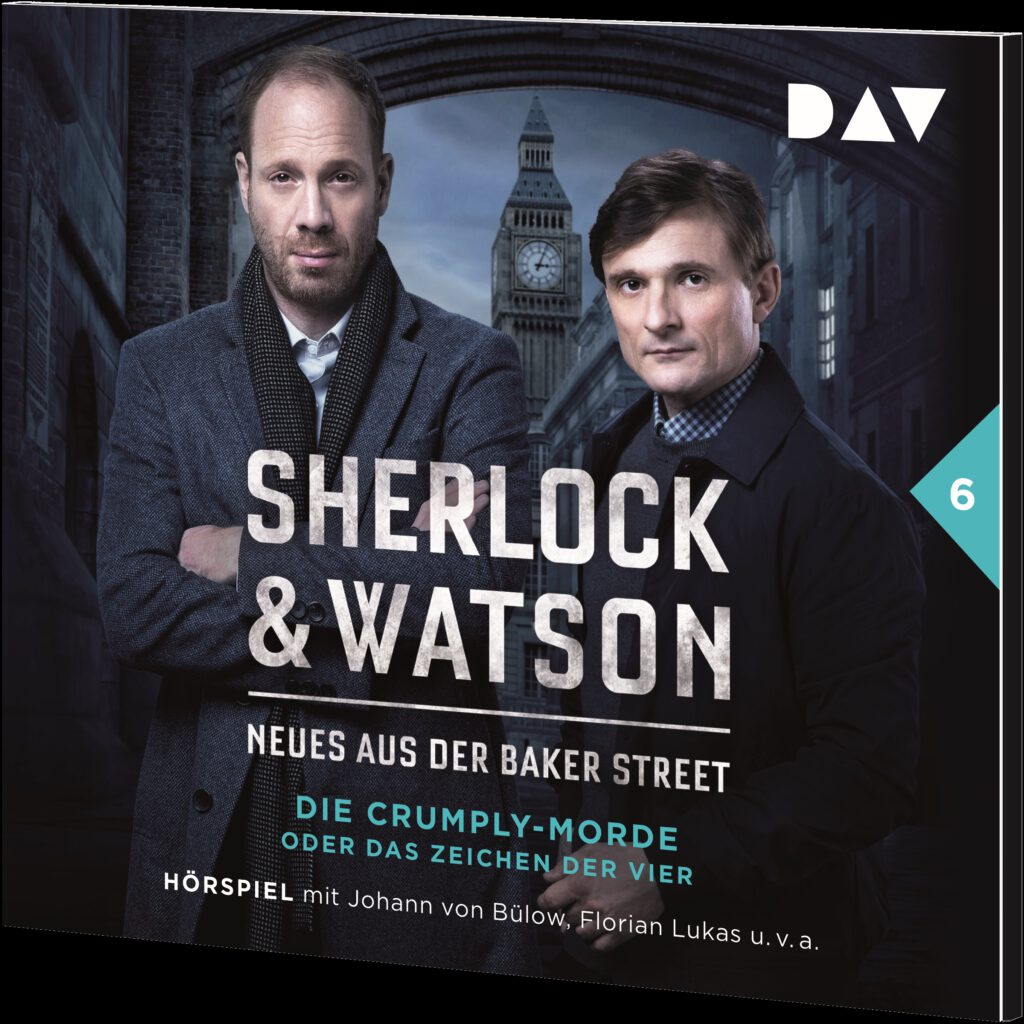 Viviane Koppelmann - Sherlock & Watson - Die Crumply Morde 6