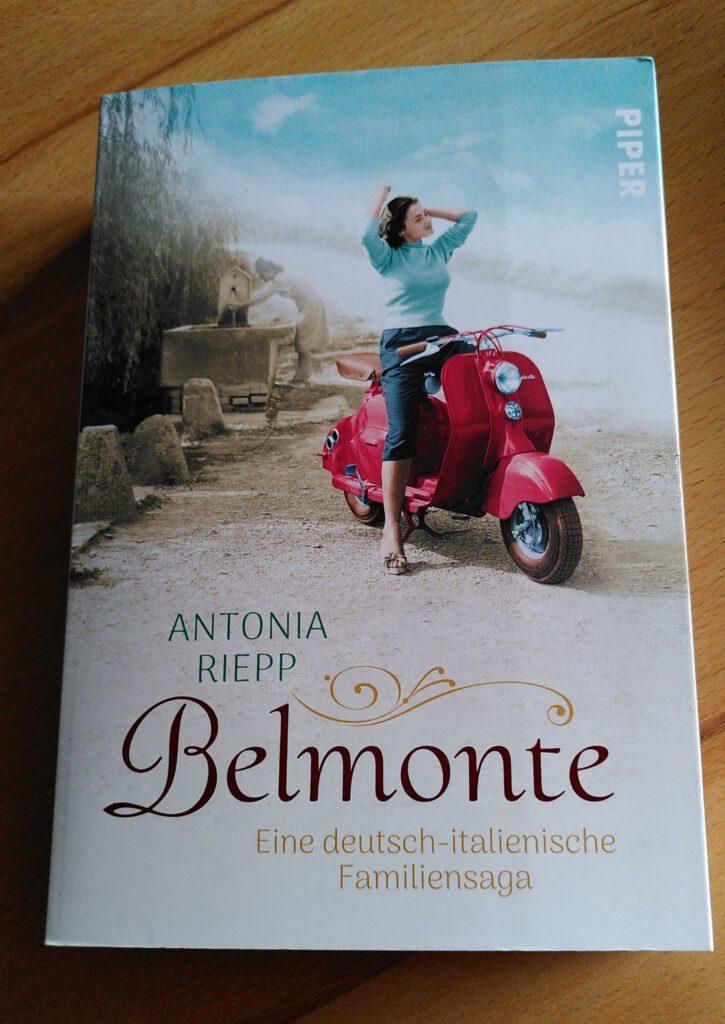 Antonia Riepp - Belmonte