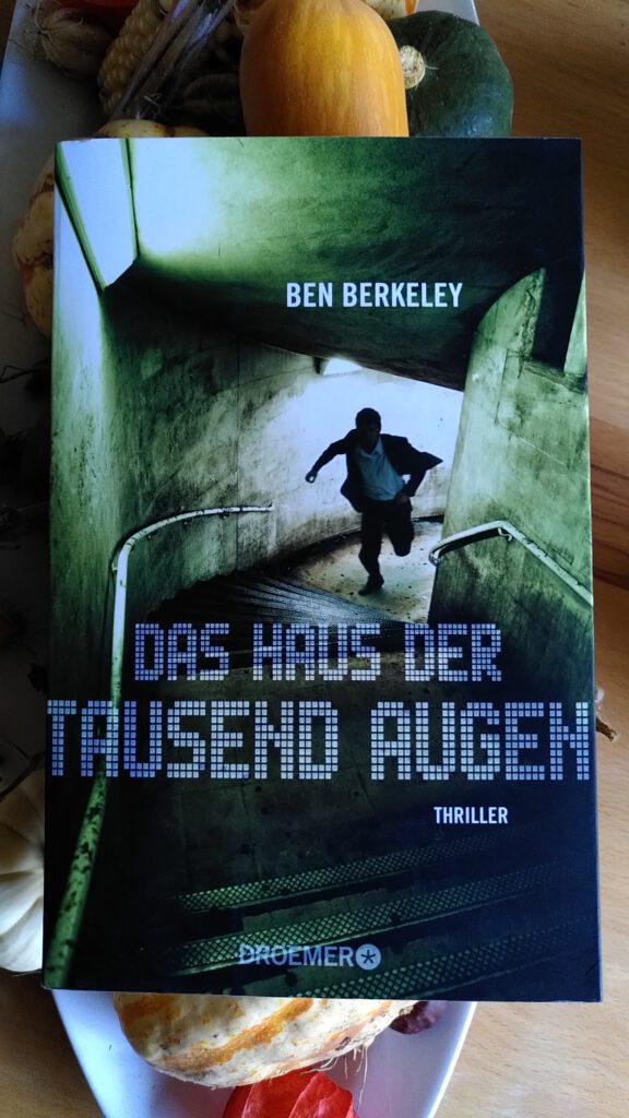 Ben Berkeley - Das Haus der tausend Augen - Hetzjagd nach Golay