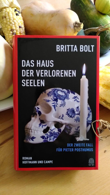 Britta Bolt - Das Haus der verlorenen Seelen - Ein Amsterdam Krimi