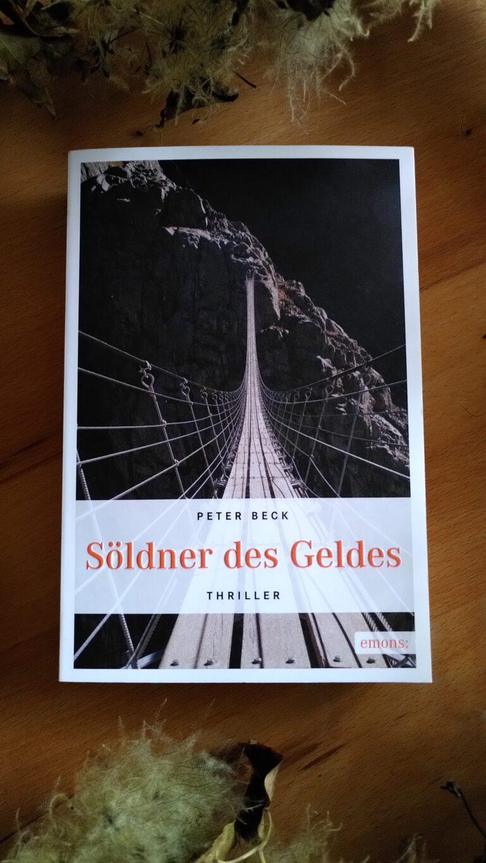Peter Beck - Söldner des Geldes - Schweizer Thriller