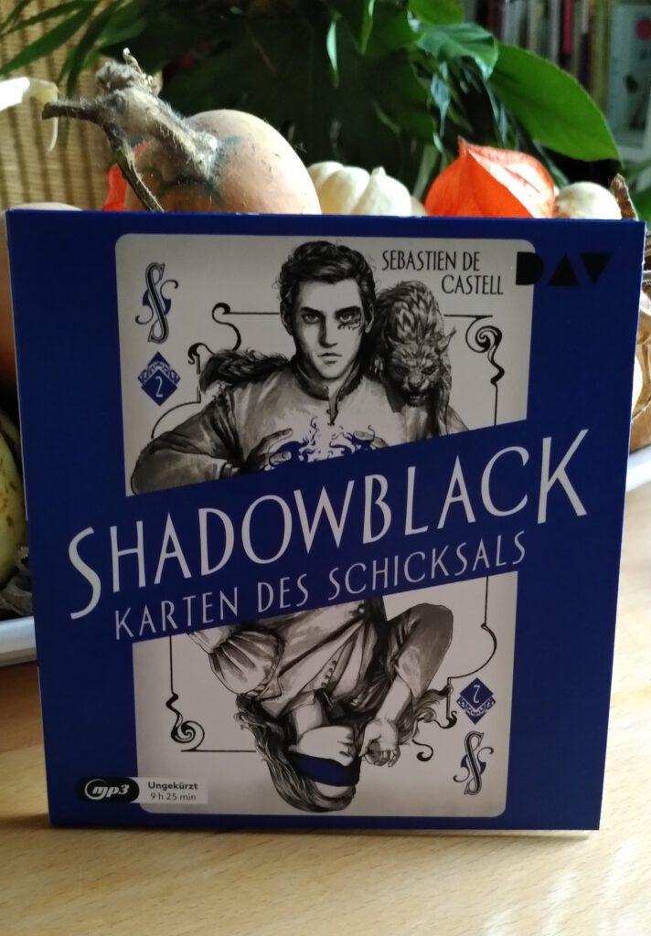 Sebastien de Castell - Shadowblack - Die Karten des Schicksals