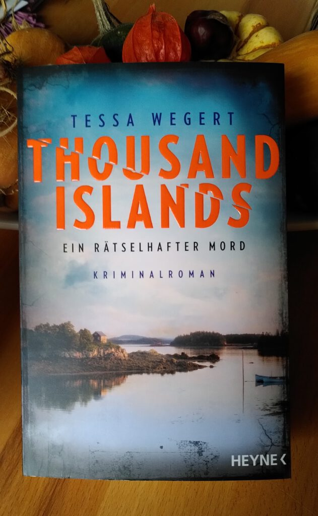 Tessa Wegert - Thousand Islands