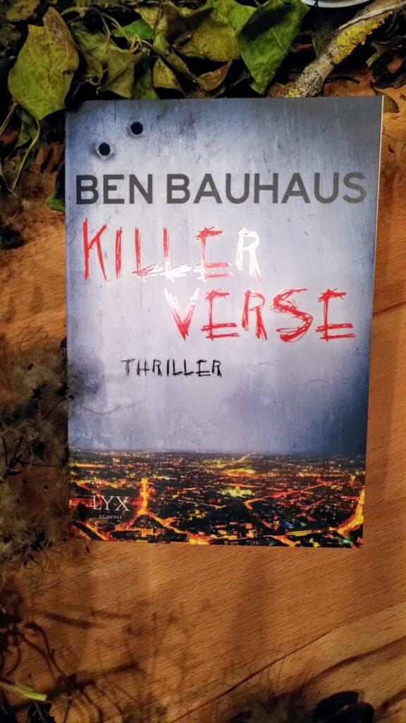 Ben Bauhaus - Killerverse