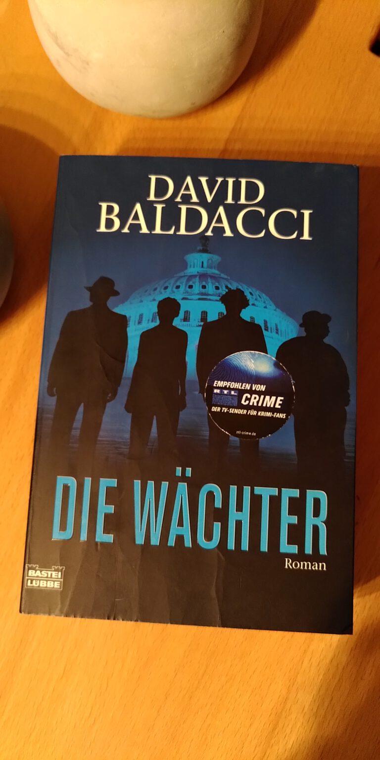 David Baldacci - Die Wächter - Alex Ford