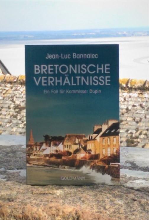 Jean-Luc Bannalec - Bretonische Verhältnisse - Dupin ermittelt in seinem ersten Fall