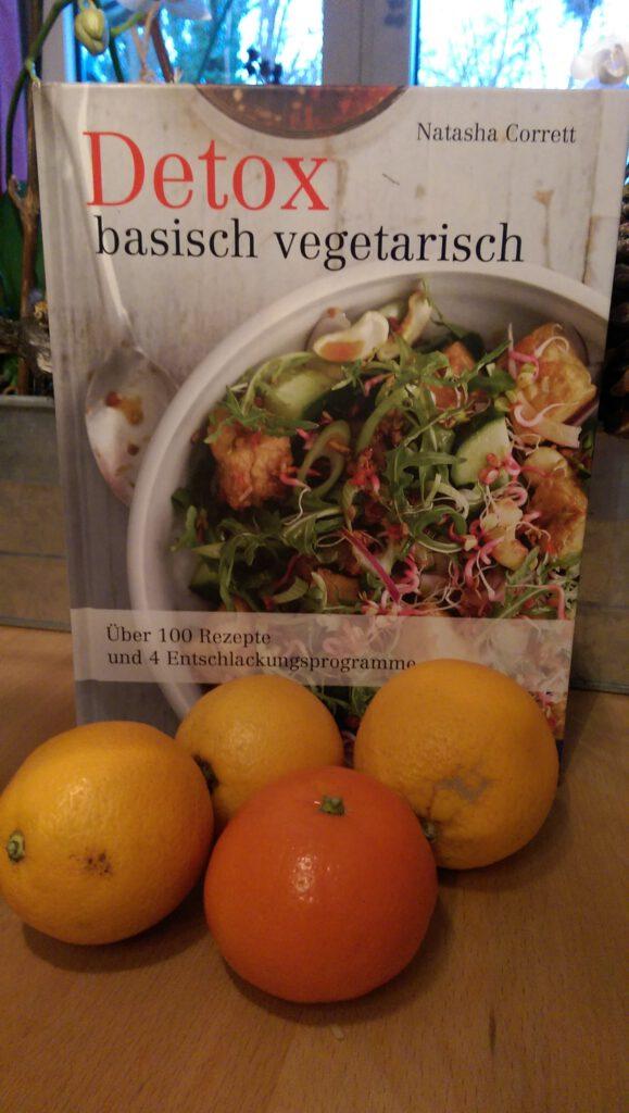 Natasha Corrett - Detox basisch vegetarisch