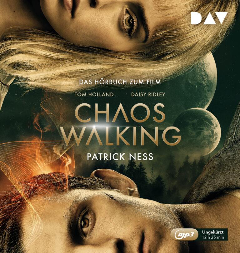 Patrick Ness - Chaos Walking - Prentisstown