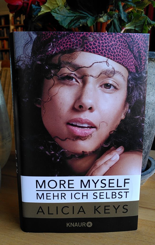 Alicia Keys - More myself