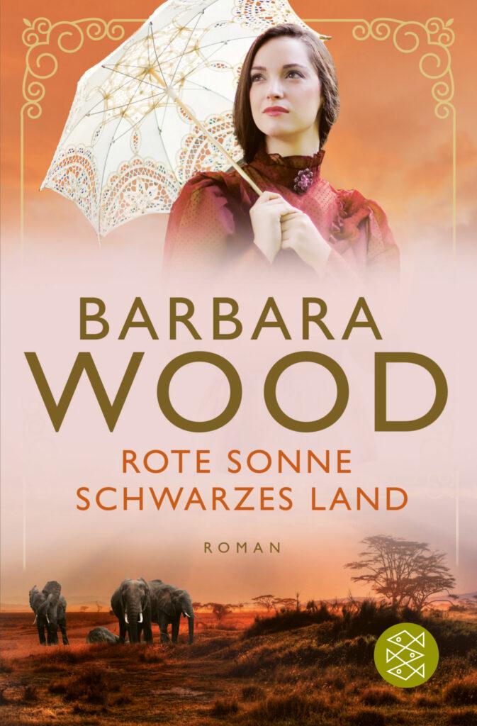 Barbara Wood - Rote Sonne Schwarzes Land - Deborah