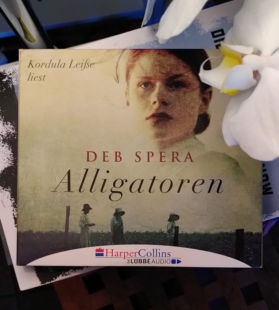 Deb Spera - Alligatoren - Hörbuch - Gertrude