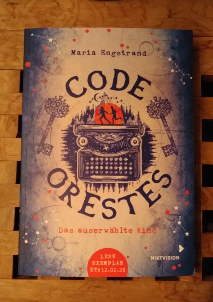 Maria Engstrand - Code Orestes